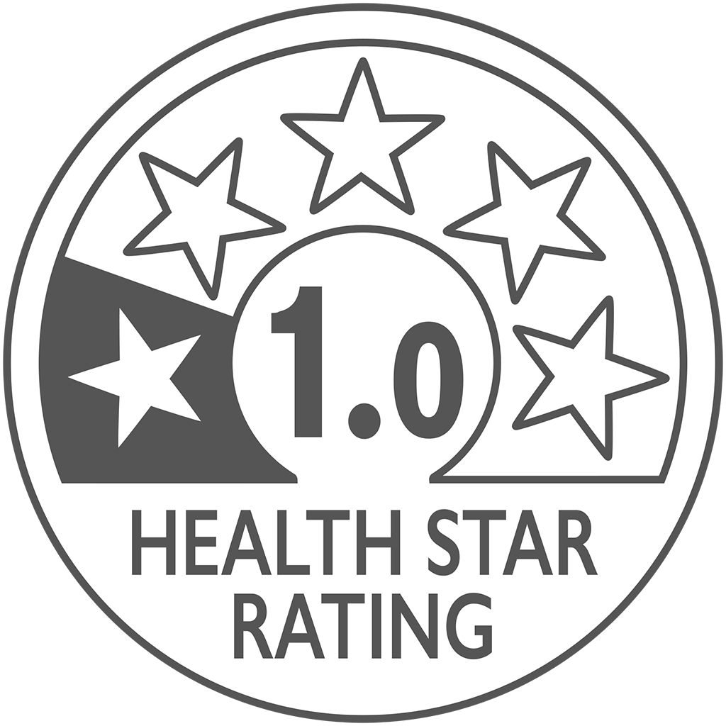 health star rating 1.0