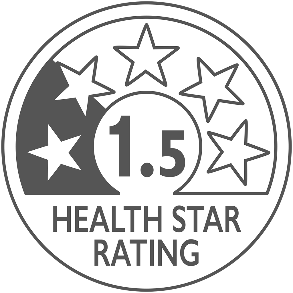 health star rating 1.5