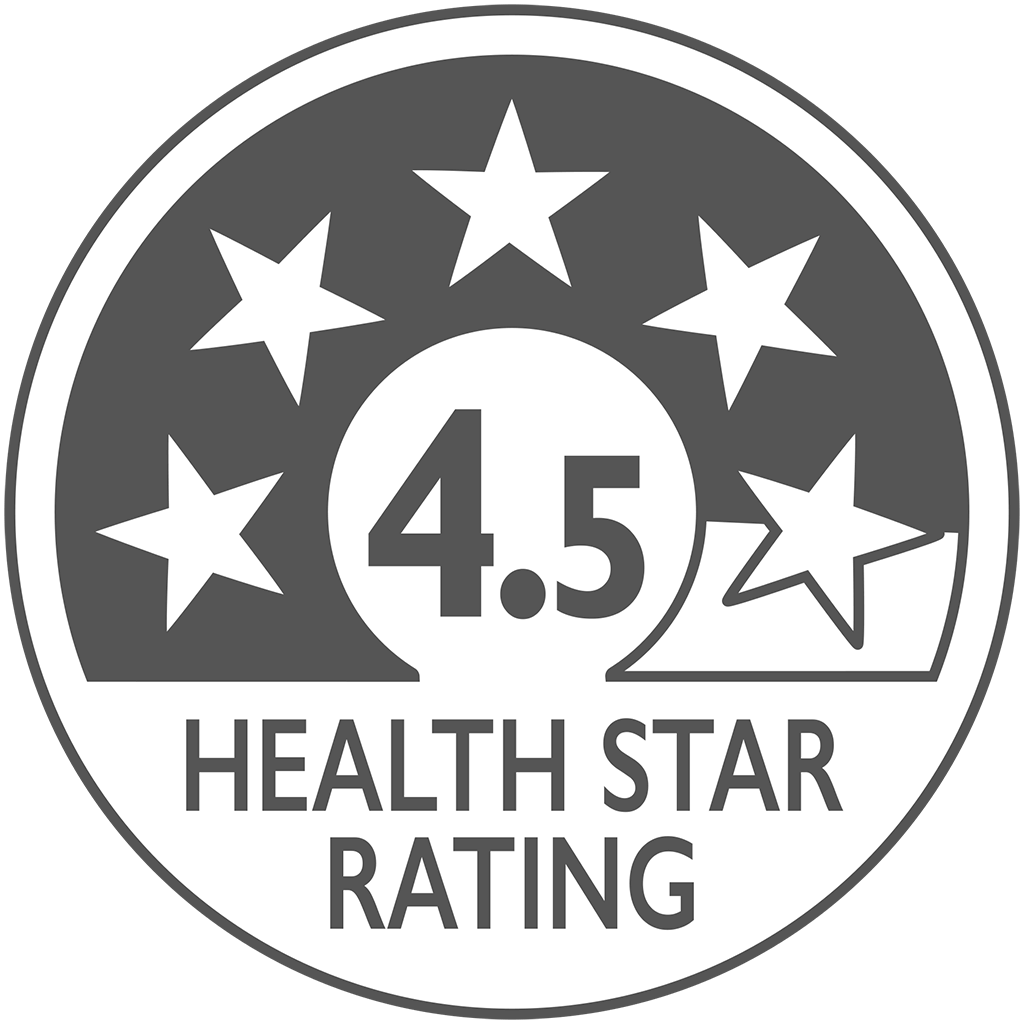 health star rating 4.5